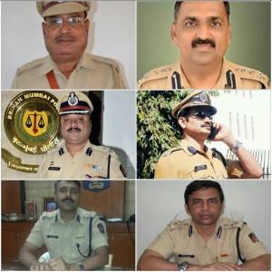 जानें महाराष्ट्र के कौन कौन से आईपीएस अधिकारीयों के हो सकते हैं प्रमोशन,जनवरी में होंगे महाराष्ट्र के आईपीएस अधिकारियों के प्रमोशन,18 साल बतौर आई.पी.एस होने वाले अधिकारियों का आई.जी के ओहदे के लिए होगा प्रमोशन,जिन अाई.पी.एस अधिकारियों के खिलाफ जांच चल रही है उन अधिकारियों को होसकती है मुश्किल