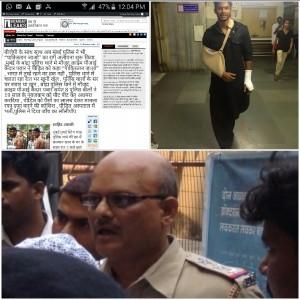 BOMBAY LEAKS की खबर का असर,केदार पवार ऐंड कंपनी का ट्रांस्फर,मुंबई के बांद्रा पुलिस थाने से L.A में भेजे गए वारदात मे शामिल सब पुलिस वाले,माहिम के रहिवासी आसिफ शेख को पुलिस हिरासत में बेरहमी से पीटा गया था,और पाकिस्तान चले जाने को कहा था केदार पवार ऐंड कंपनी ने