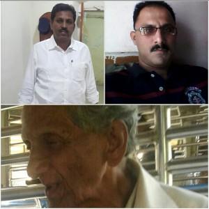 मुंबई पुलिस ने 75 साल के शातिर ठग को गिरफ़्तार किया,इस पर मुंबई में 20 मामले दर्ज हैं,25 साल से लोगों को ठगने वाले इस ठग को एक हवलदार की हाज़िर दिमाग़ी से पकड़ा गया इसने मुबंई पुलिस की नाक मे दम कर रखा था