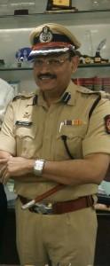 आईपीएस अधिकारी सुनील पारस्कर को बनाया गया मुंबई ट्राफिक पुलिस का एडिशनल कमिश्नर