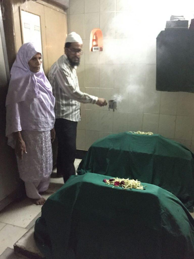 मौलाना एजाज़ कश्मीरी का एलान , रविवार को मस्तानी मां दरगाह में लाव लश्कर के साथ दाखिल होंगे भाईजान