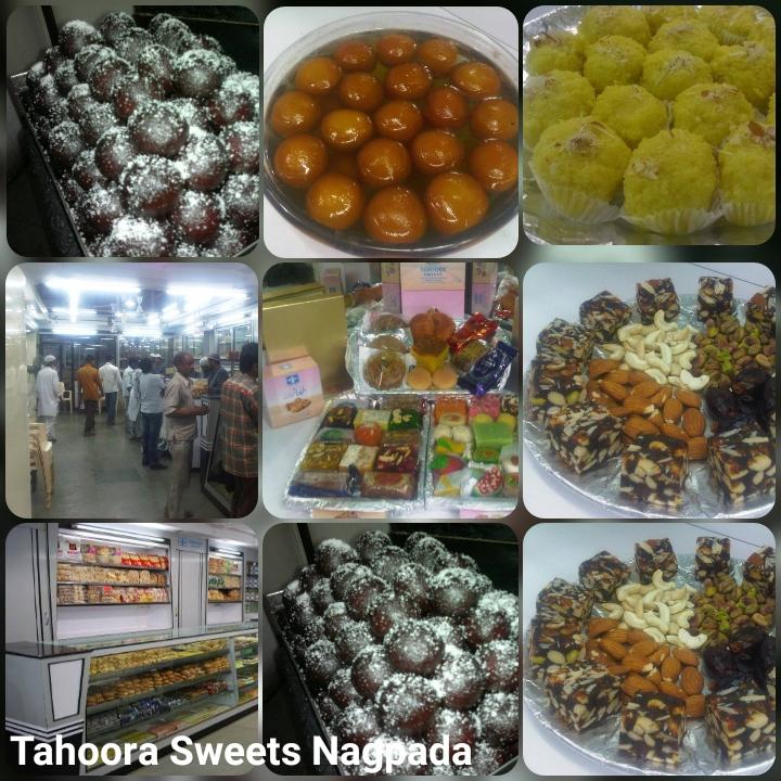 Tahoora Sweets