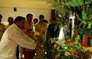 नचनिया बने नसीम खान गणेश भक्ति में चूर , भक्तों ने बरसाए रुपए