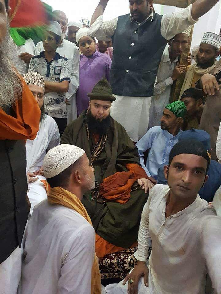 बाबा बंगाली की भक्ति में नहीं रही शक्ति , डूब गई अमीन पटेल की मंत्री पद की कश्ती