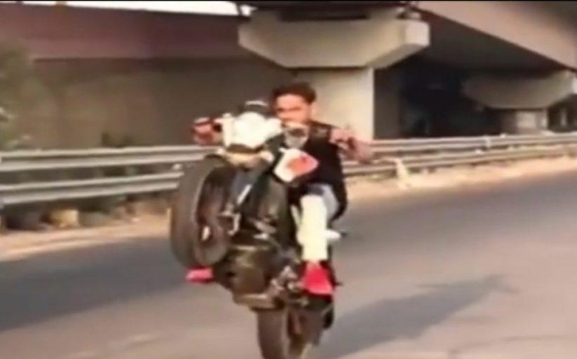 पकड़ा गया टिकटकिया लुक्खा अदनान शेख , बांद्रा पुलिस थाने ने की कार्रवाई