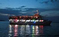 अरब सागर में बारिश के दौरान बोट (याच्ट) पर पाबंदी के बावजूद आज होगी मानसून बोट पार्टी