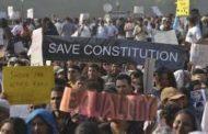 सीए और एनआरसी के खिलाफ़ प्रदर्शन रहा कामयाब , दंगाई संगठन और दंगाई बाबा को रखा गया दूर